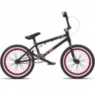 Bicicleta BMX WTP Seed 15.75TT negru 16 inch