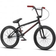 """Bicicleta BMX WETHEPEOPLE 20"""" Nova 20TT matt black"""
