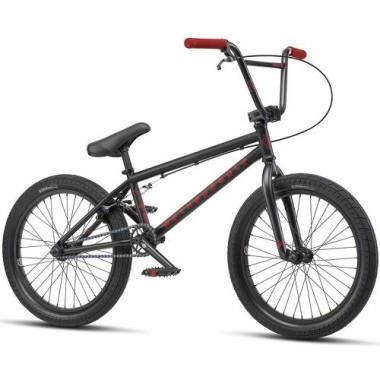 """Bicicleta BMX 2019 WETHEPEOPLE 20"""" Nova 20TT matt black"""