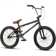 """Bicicleta BMX 2019 WETHEPEOPLE 20"""" Curse 20.25TT matt black"""