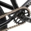"""Bicicleta BMX WETHEPEOPLE 18"""" Curse 18TT matt black"""