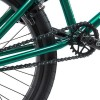 "Bicicleta BMX WETHEPEOPLE 20"" Arcade 21TT translucent green"