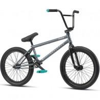 """Bicicleta BMX 2019 WETHEPEOPLE 20"""" Justice 20.75TT metallic gray"""
