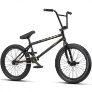 "Bicicleta BMX 2019 WETHEPEOPLE 20"" Reason 20.75TT matt black"