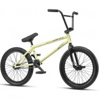 "Bicicleta BMX 2019 WETHEPEOPLE 20"" Reason 20.75TT pastel yellow"
