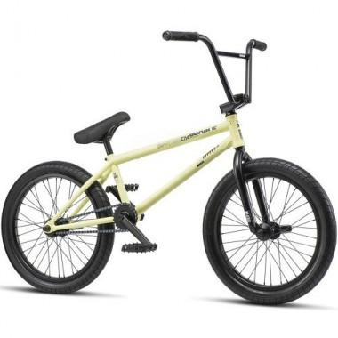 "Bicicleta BMX WETHEPEOPLE 20"" Reason 20.75TT pastel yellow"
