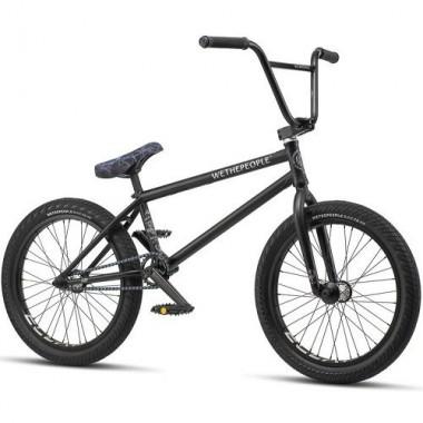 "Bicicleta BMX 2019 WETHEPEOPLE 20"" Crysis 21TT matt black"