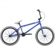 "Bicicleta BMX 2018 HARO 20"" Leucadia 20.3TT albastru metalic"