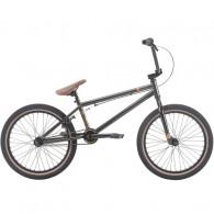 "Bicicleta BMX 2018 HARO 20"" Leucadia 20.3TT gri metalic"