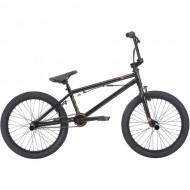 """Bicicleta BMX 2018 HARO 20"""" Leucadia DLX 20.3TT negru lucios"""