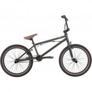 "Bicicleta BMX HARO 20"" Leucadia DLX 20.3TT gri metalic"