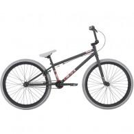 """Bicicleta BMX 2018 HARO 24"""" Downtown 21.7TT negru mat"""