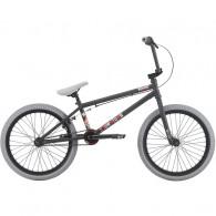 """Bicicleta BMX 2018 HARO 20"""" Downtown 20.3TT negru mat"""
