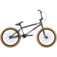 "Bicicleta BMX HARO 20"" Downtown 20.3TT maro mat"