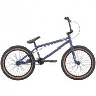"""Bicicleta BMX 2018 HARO 20"""" Boulevard 20.5TT albastru mat"""