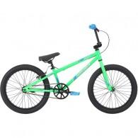 """Bicicleta BMX 2018 HARO Kid 20"""" Shredder 20.5TT verde lucios"""