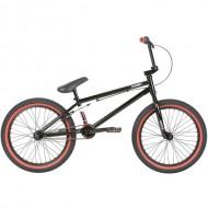 "Bicicleta BMX HARO 20"" Boulevard 20.5TT negru lucios"