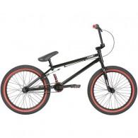 "Bicicleta BMX 2019 HARO 20"" Boulevard 20.5TT negru lucios"