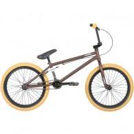 "Bicicleta BMX 2019 HARO 20"" Boulevard 20.5TT maro mat"