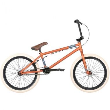 "Bicicleta BMX HARO 20"" Midway 21TT cupru mat"
