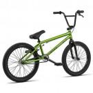 Bicicleta BMX 18 WETHEPEOPLE Curse 20.25TT verde