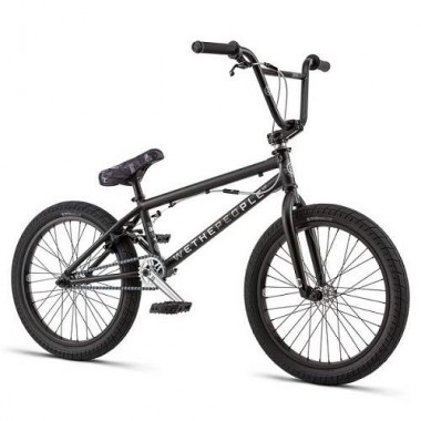 Bicicleta BMX 18 WETHEPEOPLE Curse FS 20.25TT negru