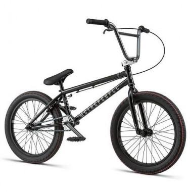 Bicicleta BMX 18 WETHEPEOPLE Justice 20.75TT negru