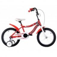 Bicicleta Capriolo Kid Girl 16 rosu
