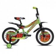 Bicicleta Capriolo Kid Boy 16 verde