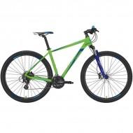 "Bicicleta CONWAY MS429 29"" verde/albastru 44 cm"