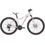 "Bicicleta CONWAY MQ427 27.5"" alb/portocaliu 36 cm"