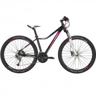"Bicicleta CONWAY MQ527 27.5"" negru/mov 36 cm"