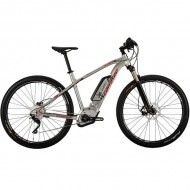 "Bicicleta CORRATEC Electrica E-Power X-Vert Performance Gent 500 29"" argintiu 44 cm"