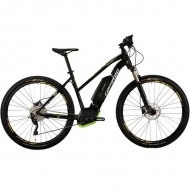 "Bicicleta CORRATEC Electrica E-Power X-Vert CX Trapez 500 29"" negru 39 cm"