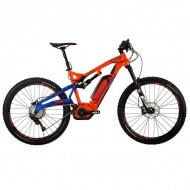 "Bicicleta CORRATEC Electrica E-XTB 10HZ Performance 45 500 27.5"" orange 42 cm"