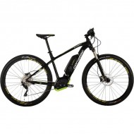 "Bicicleta CORRATEC Electrica E-Power X-Vert CX Gent 500 29"" negru 44 cm"