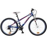 "Bicicleta CREON Speedster 26"" alb/albastru 32 cm"
