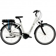 "Bicicleta CREON Impulse Lady 28"" alb 45 cm"