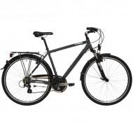"Bicicleta CREON Dover Trekking 28"" gri 48 cm"