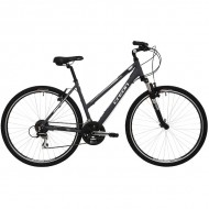 "Bicicleta CREON Tampa Cross 28"" gri 48 cm"