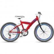 "Bicicleta CROSS Rocky 20"" rosu"