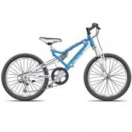 """Bicicleta CROSS Scorpion 24"""" albastru"""