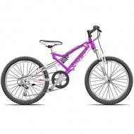 "Bicicleta CROSS Scorpion 20"" mov"