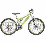 "Bicicleta CROSS Scorpion 20"" verde"