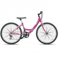 "Bicicleta CROSS Alissa 20"" roz"