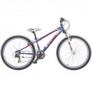"Bicicleta CROSS Speedster 26"" albastru/alb/rosu"
