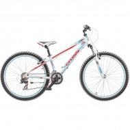 "Bicicleta CROSS Speedster 26"" alb/albastru/rosu"