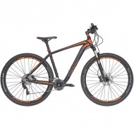 "Bicicleta CROSS Big Foot 29"" gri/portocaliu 46 cm"