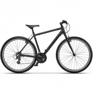 "Bicicleta CROSS Areal Urban 28"" negru 48 cm"