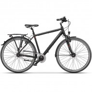 "Bicicleta CROSS Citerra Man 28"" negru/gri 48 cm"